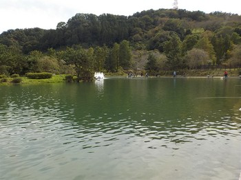 201018秋川湖 (4).JPG